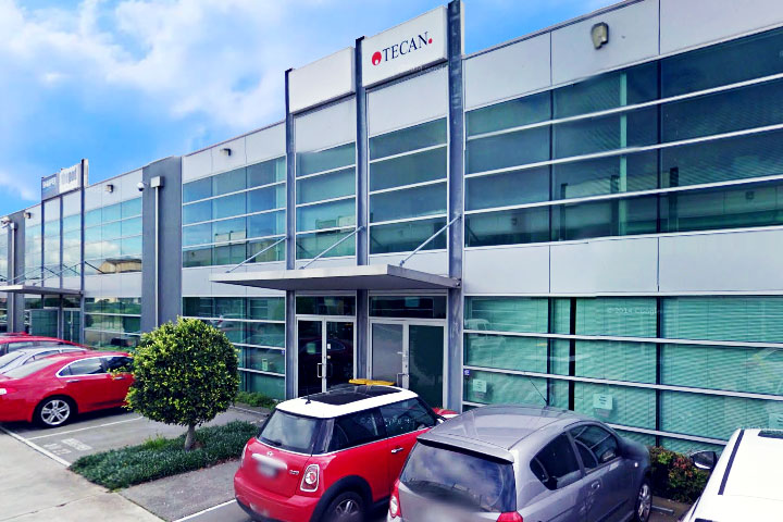 Tecan Australia Pty Ltd , New Zealand