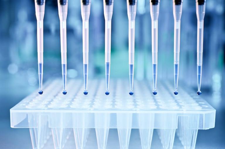 Tecan liquid dispenser choices for lab