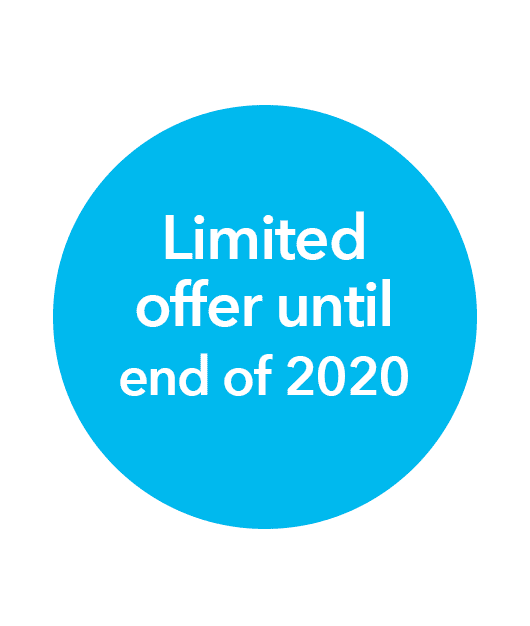 Limited offer 2020