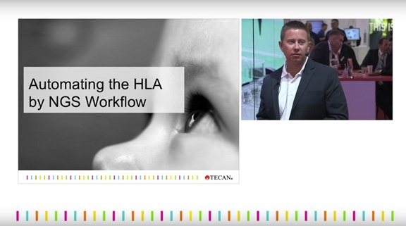 Automating the HLA by NGS workflow