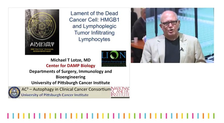 Lament of the dead cancer cell: HMGB1 and lymphoplegic tumor infiltrating lymphocytes.
