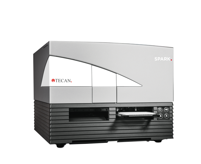 Spark® multimode microplate reader for high performance cell-based fluorescence assays 4835747625