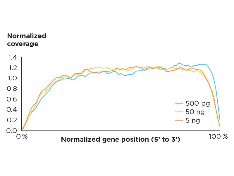 Ultralow DNA-seq library prep single tube fast workflow