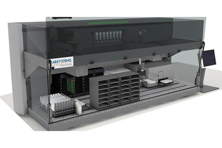 Labsystems Diagnostics NS2400