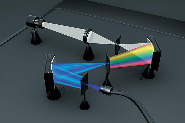 монохроматорная оптика Infinite 200 PRO