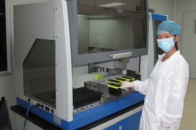 The next giant in genome sequencing? China 5876199340