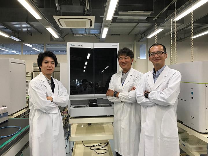 Easing the burden of flow cytometry sample preparation 54966769493