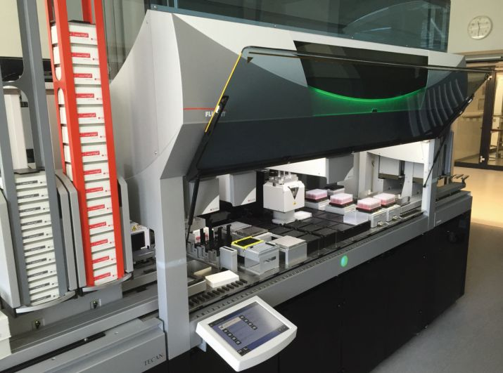A flexible lab fot the future