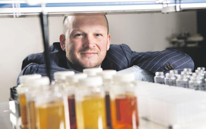 Derk Wilten, Director of Synchron Lab Automation