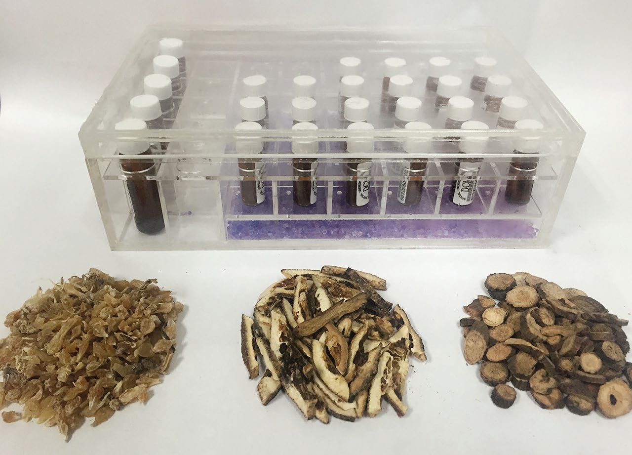 Traditional medicine meets modern analytics