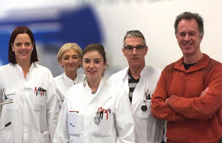 specialist immunology laboratory at MUMC+