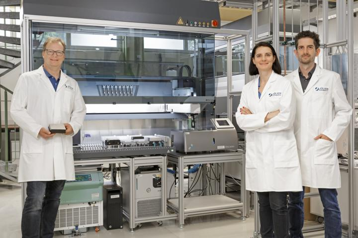 A tailored solution to meet bioprocessing challenges 6105410584