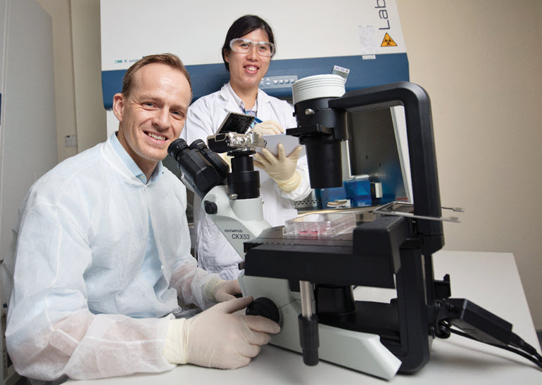 Targeting the treatment of solid tumors